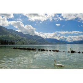 Week-end moto au bord du lac d'Annecy, Haute-Savoie