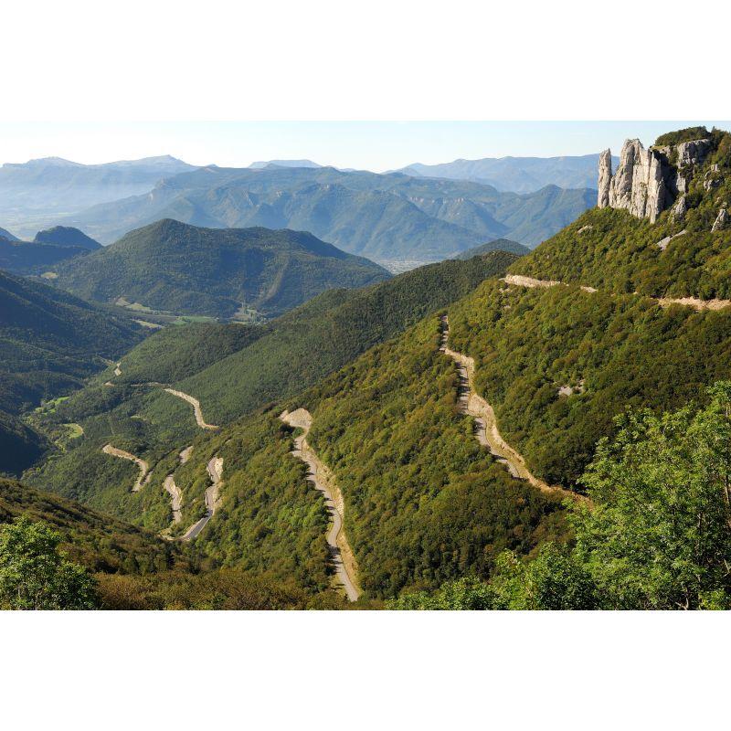 5 jours de balade moto : Route Napoléon, Lubéron, Verdon ...