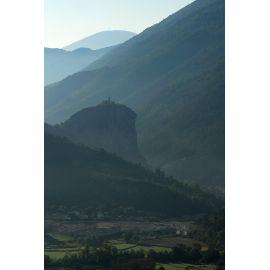 6 days motorbike route, Vercors, Ardèche, Provence, Route Napoléon