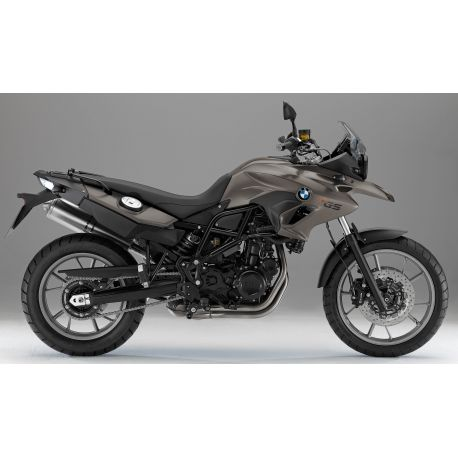 F700GS, location moto BMW F700GS