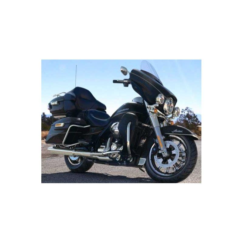 Avis Harley Davidson Electra Glide