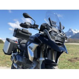 Long term BMW R1250GS motorcycle rental