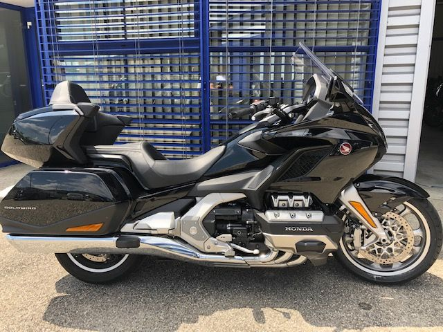 Honda Goldwing, Honda motorcycle rental