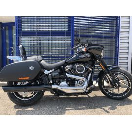 Sport Glide, Location moto Harley Davidson
