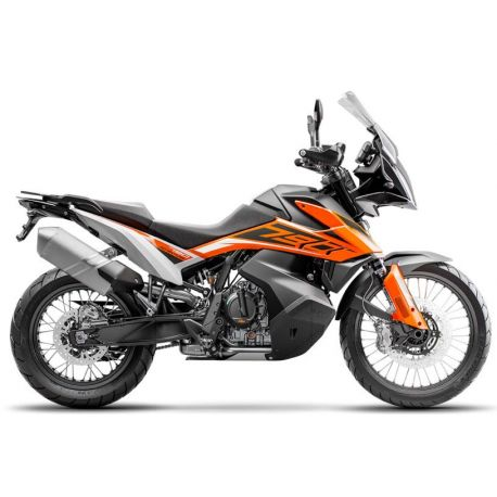 KTM 790 Adventure motorcycle rental