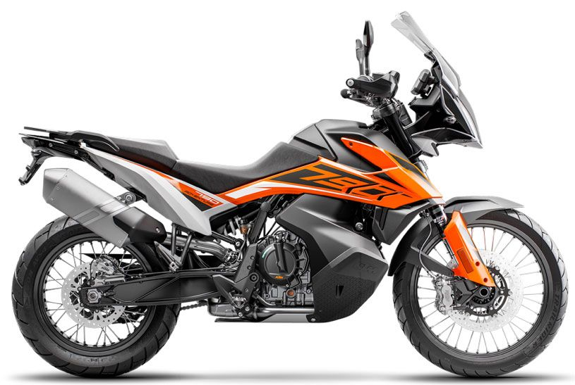 Location KTM 790 Adventure, location moto