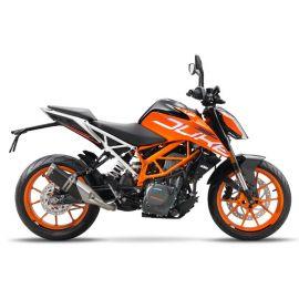 KTM 390 Duke motorcycle rental