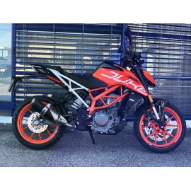 KTM 390 Duke motorcycle rental