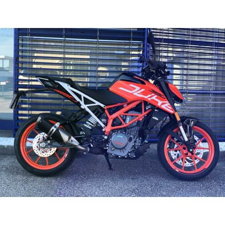 Location KTM 390 Duke, location moto