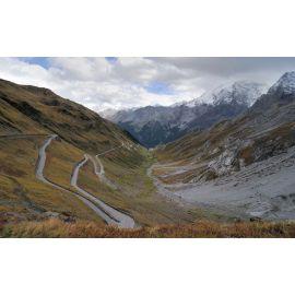 5 jours de randonnée moto jusqu'au col du Stelvio...