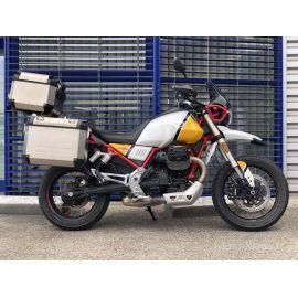 Moto Guzzi motorcycle rental V85TT
