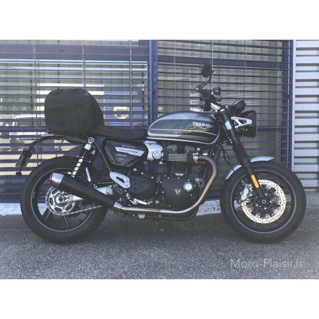 Speed Twin, Triumph Motorcycle rental