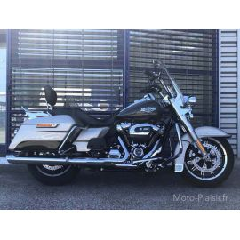 Road King, Location moto Harley Davidson