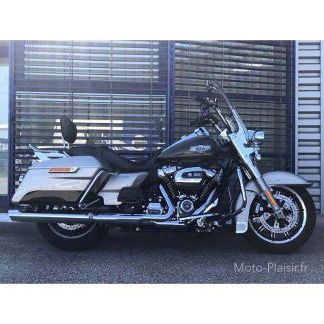 Road King, Location moto Harley Davidson