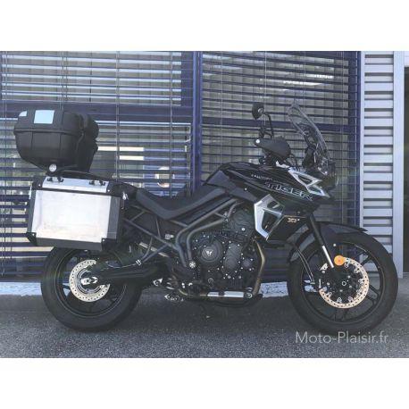 Tiger 800, location moto Triumph