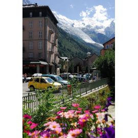 8 jours de balade moto Alpes
