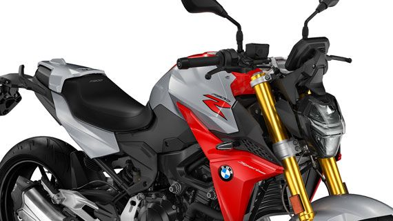 F900R Low, location moto BMW