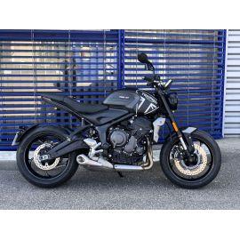 Trident 660, location moto Triumph