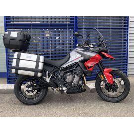 Tiger 850 Sport A2, Triumph Motorcycle rental