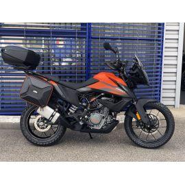 KTM 390 Adventure motorcycle rental