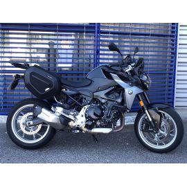 F900R, location moto BMW