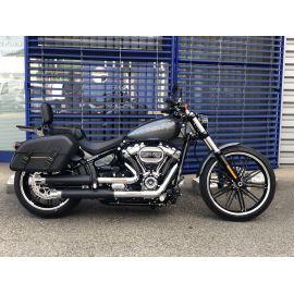Breakout, Location moto Harley Davidson
