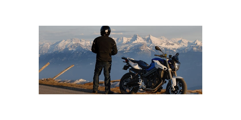 New 2015 BMW F800R : Sport Touring.
