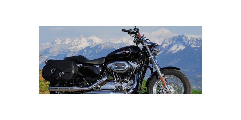 New in 2015 : rent your Harley with Moto-Plaisir !