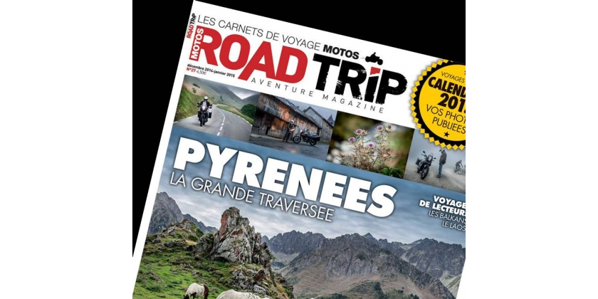 Find Moto-Plaisir in Road Trip Magazine !