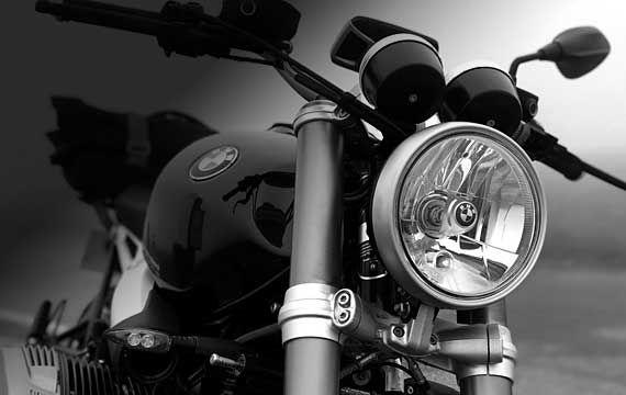Location moto BMW R Nine T