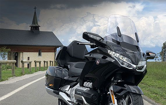 New Honda Goldwing Rental