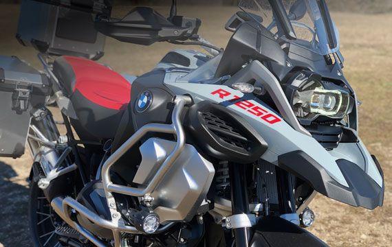 R1250GS Adventure motorcycle rental France