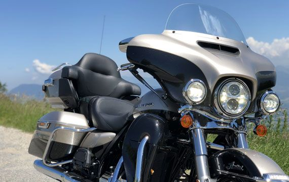 Location Harley Electra Glide Ultra Limited